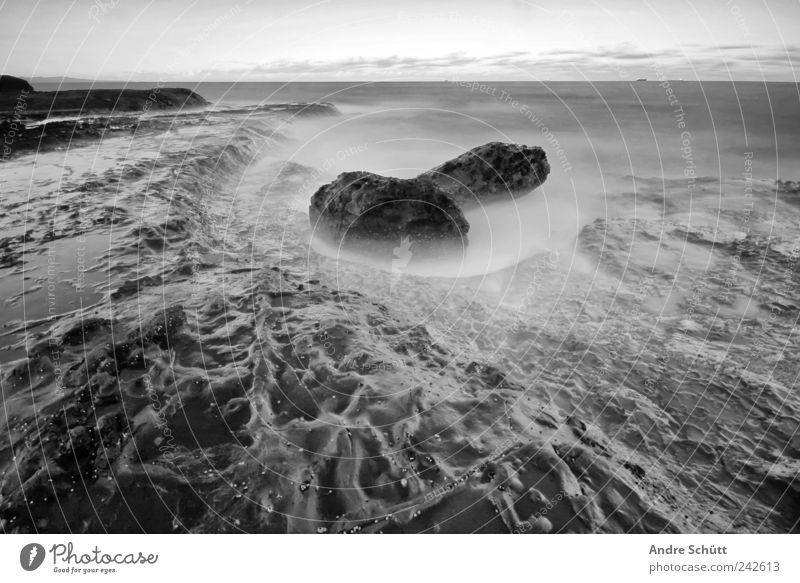 Sky Old Emotions Environment Coast Moody Wet Horizon Rock Fire Gloomy Threat Elements Exceptional Australia Nature