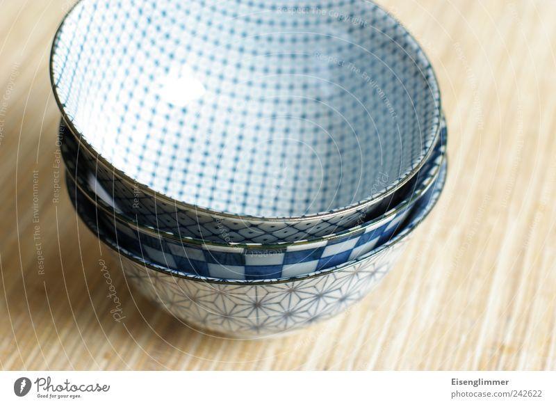Blue White Beautiful Style Bright Flat (apartment) Elegant Esthetic Empty Appetite Attachment Exotic Japan Stack Bowl Asia