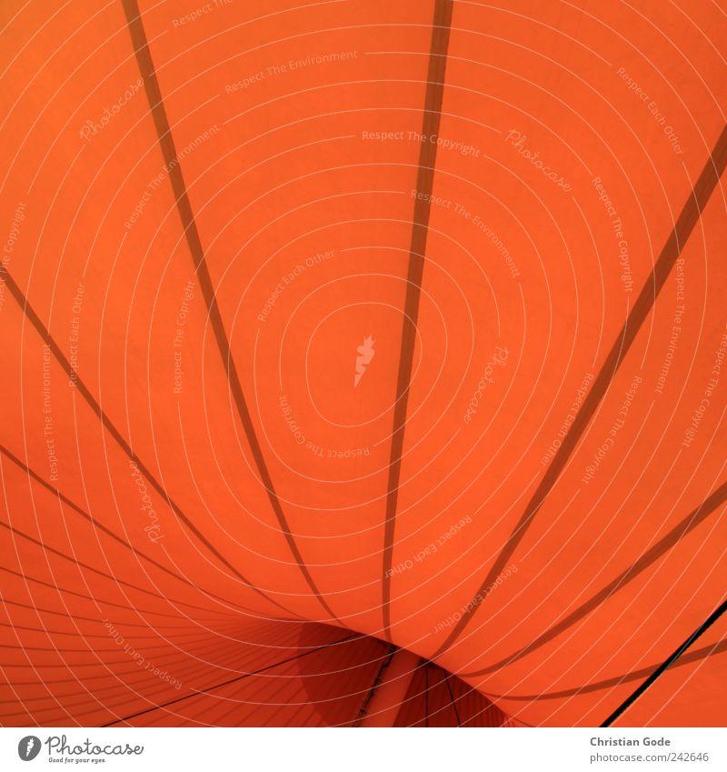 orange wave Plastic Art Tent Tarpaulin Tent ceiling Stripe Covers (Construction) Wavy line Rod Rope Orange Black tent roof tent construction Middle Square Curve