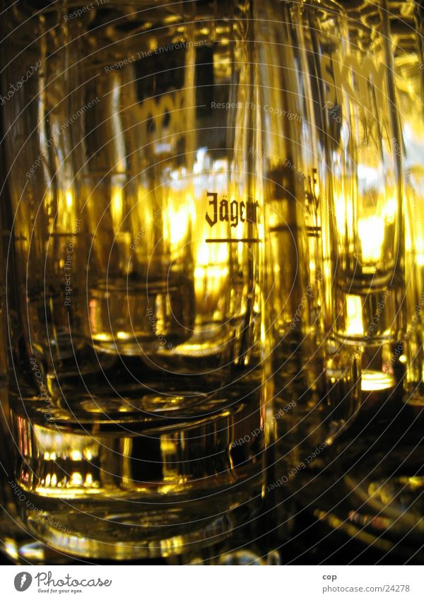 Yellow Glass Beverage Bar Alcoholic drinks