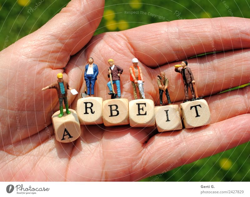 Human being Hand Adults Wood Life Movement Work and employment Masculine Characters Stand Perspective Poverty Help Sign Letters (alphabet) Construction site