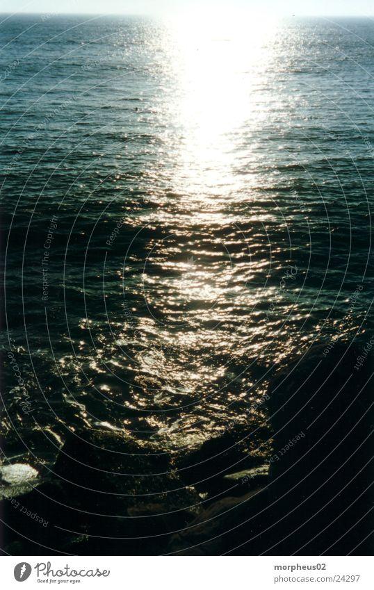 Water Sun Ocean