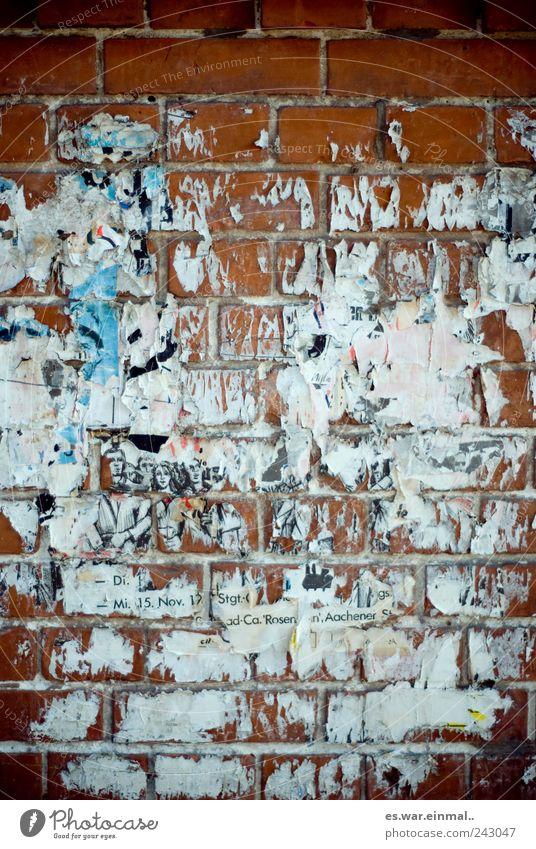 Wall (building) Wall (barrier) Bans Poster Hideous Stick Rip