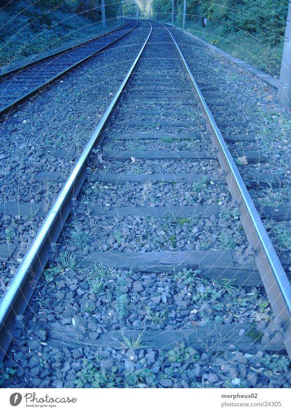 Lanes & trails Transport Railroad Railroad tracks