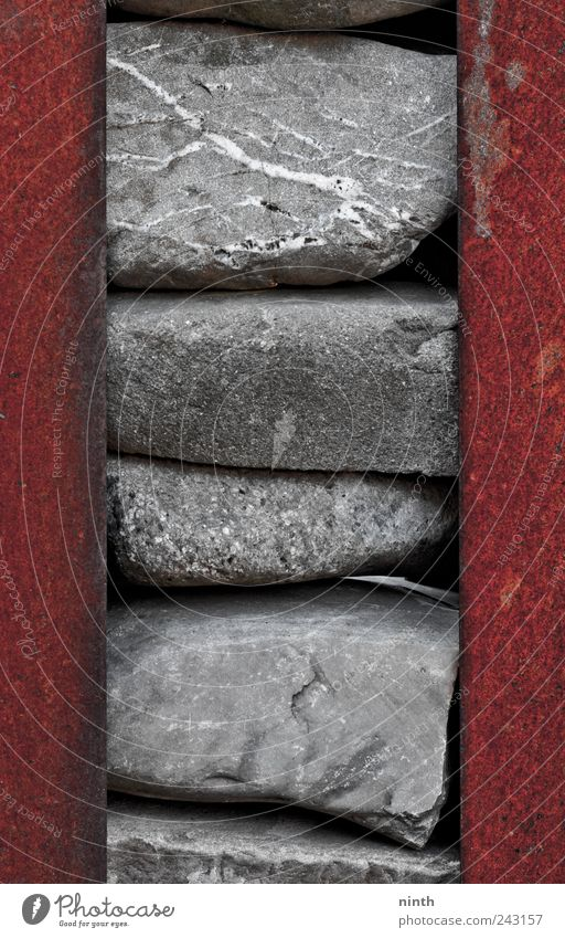 stone and iron Stone Metal Rust Old Esthetic Simple Elegant Firm Near Beautiful Brown Red Black Emotions Moody Power Willpower Unwavering Purity Contentment