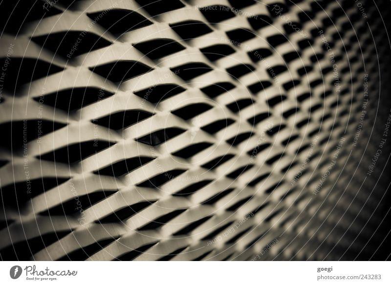 Metal Threat Aluminium Grating Dull Metalware Perforation Metal grid