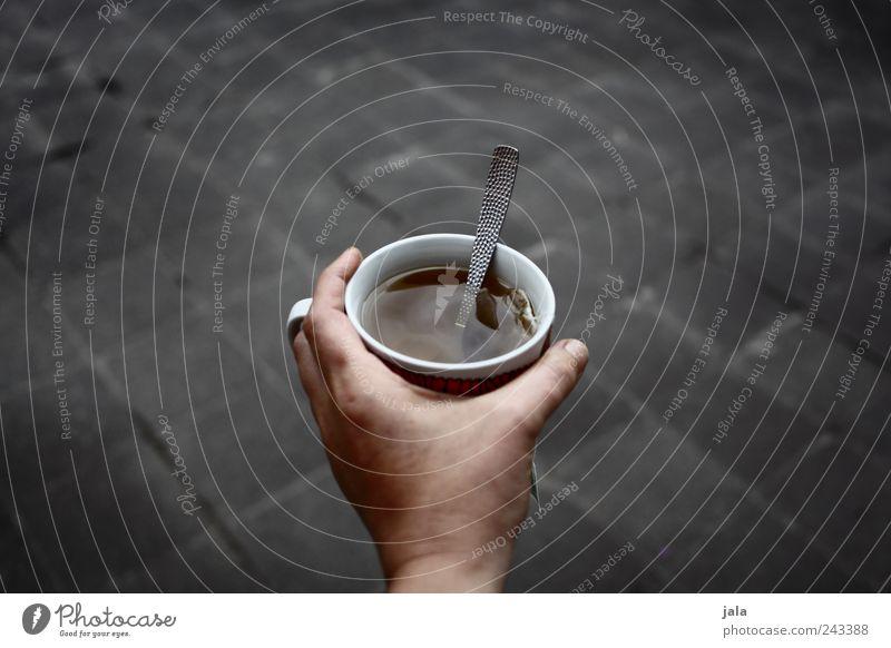 Hand Beverage Drinking Good Tea Cup Spoon Retentive Hot drink