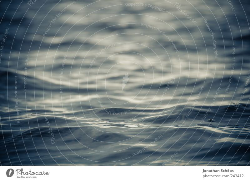 Nature Water Ocean Blue Cold Movement Lake Waves Glittering Wet Perspective River Swimming & Bathing Dynamics To enjoy Damp