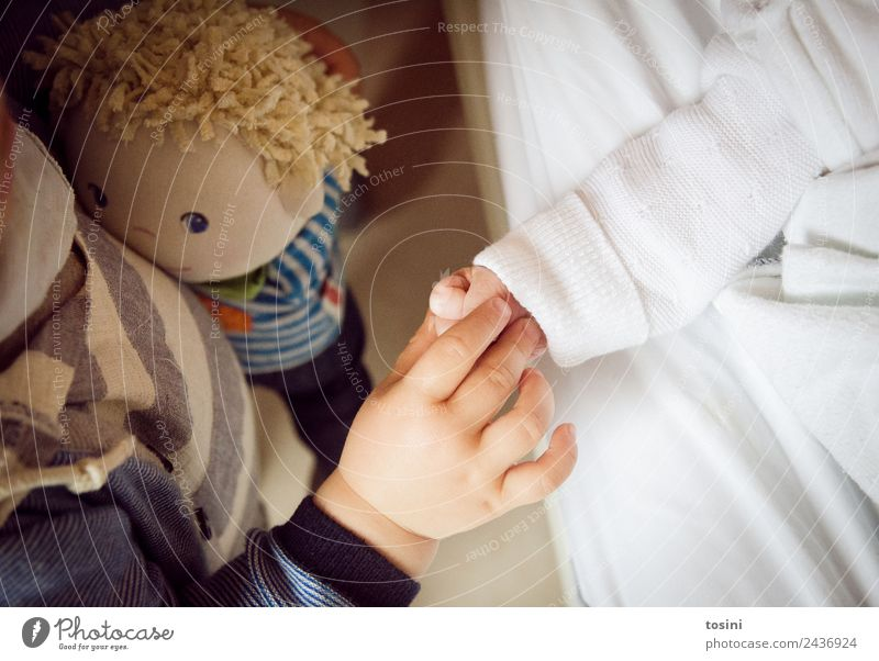 Hand Love Emotions Family & Relations Happy Fingers Baby Protection Attachment Trust Toddler Doll 0 - 12 months Affection Brothers and sisters Sister