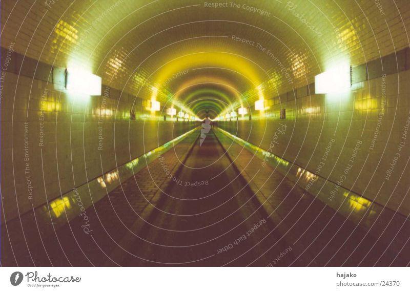 ray of lights Tunnel Transport Light Arch Lighting Deep Reflection