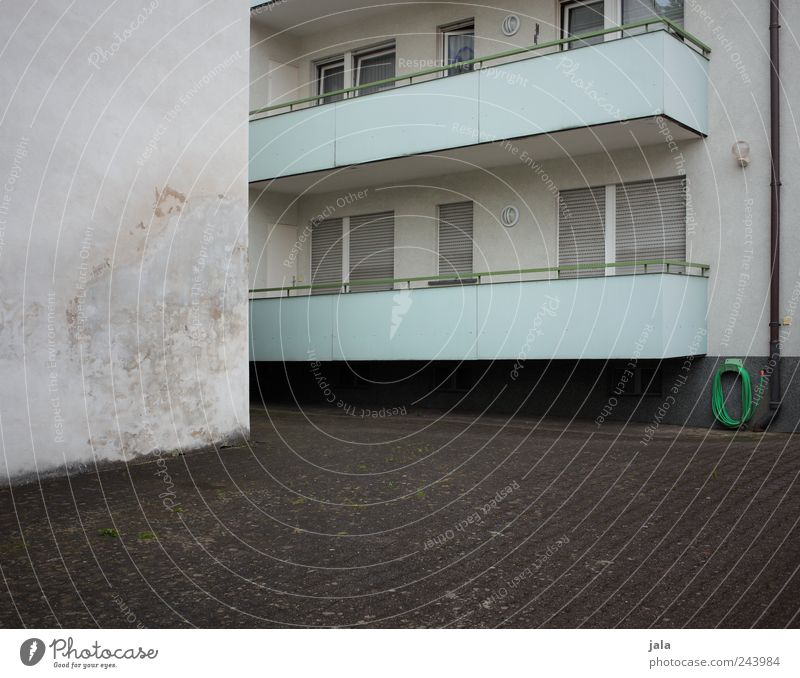 City House (Residential Structure) Wall (building) Window Architecture Wall (barrier) Building Facade Places Gloomy Manmade structures Balcony