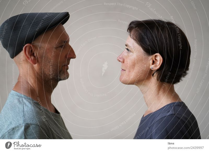 Friendship is Human being Masculine Woman Adults Man Couple 2 Observe Study Curiosity Anticipation Cool (slang) Optimism Power Willpower Acceptance Trust Safety