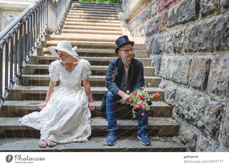 Woman Human being Man Town Adults Life Sadness Feminine Time Couple Masculine Gloomy Beginning Transience Past Wedding