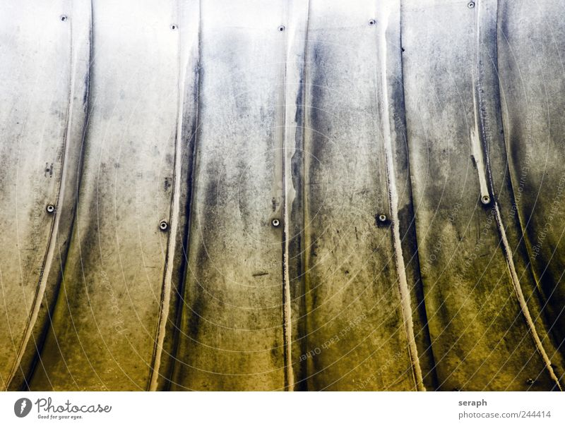Wall Building Metal Line Background picture Gold Arrangement Modern Perspective Steel Wallpaper Construction Iron Sheet Ribs Bend Weathered