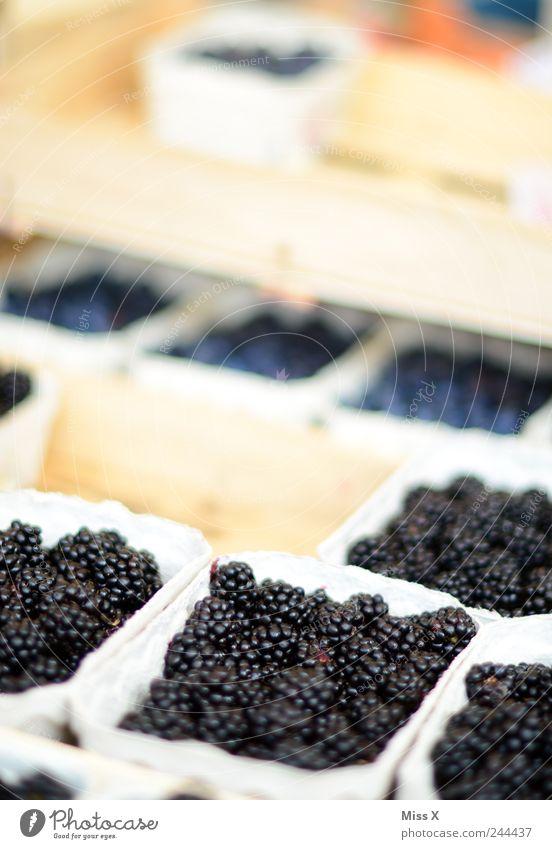 Black Nutrition Food Fruit Fresh Sweet Delicious Organic produce Juicy Sour Vegetarian diet Blackberry