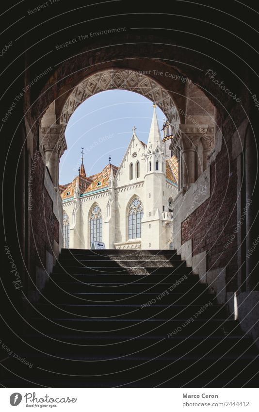 Diferent view of Matias church in Buda arch architecture bastion buda budapest building daylight diferent dome fisherman gallery gothic historic hungary