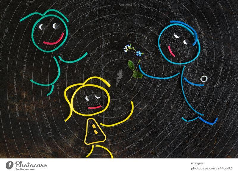 Woman Human being Man Blue Green Black Adults Yellow Feminine Masculine