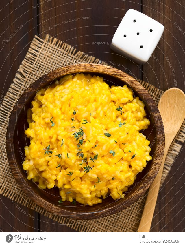 Pumpkin Risotto Vegetable Vegetarian diet Healthy food risotto Rice squash orange roasted Home-made Creamy puree mashed Italian arborio seasonal fall holiday