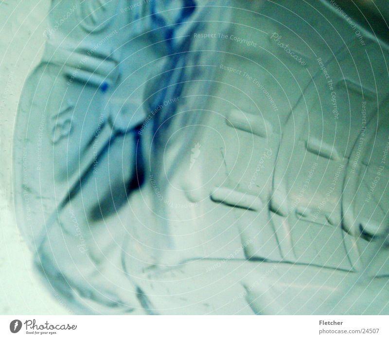 Lamp Statue Plastic Flat Photographic technology X-rayed Bottle bottom