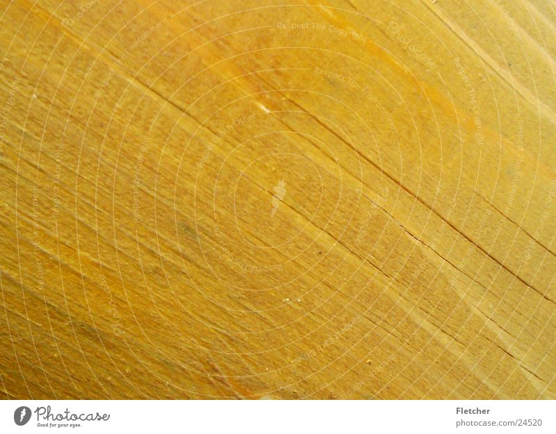 wood Wood Yellow Brown Pattern Wood grain Line Wooden board