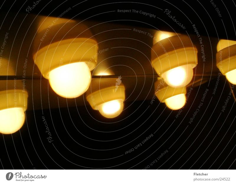 Lamp Dark Bright Lighting Technology Round Electric bulb Electrical equipment