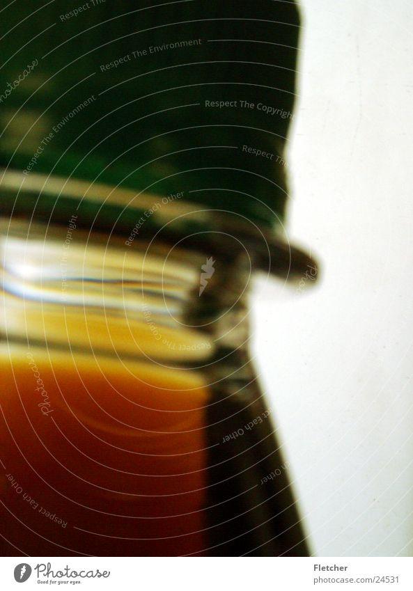 Green Dark Brown Bright Fluid Bottle Edge Thirst Cap Cola X-rayed Closure