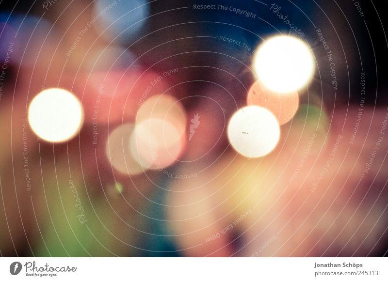 Joy Colour Emotions Lamp Moody Contentment Dance Glittering Esthetic Lifestyle Illuminate Circle Round City life Creativity Idea