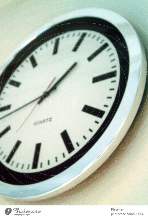 Time Technology Round Clock Transience Analog Closing time Clock hand Electrical equipment