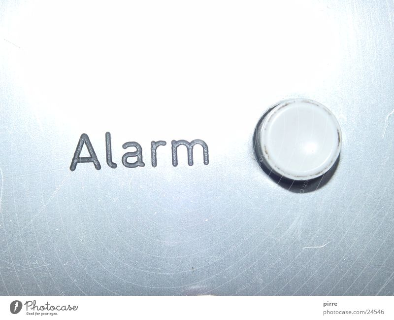 Signs and labeling Signage Elevator Buttons Overexposure Alarm Emergency call