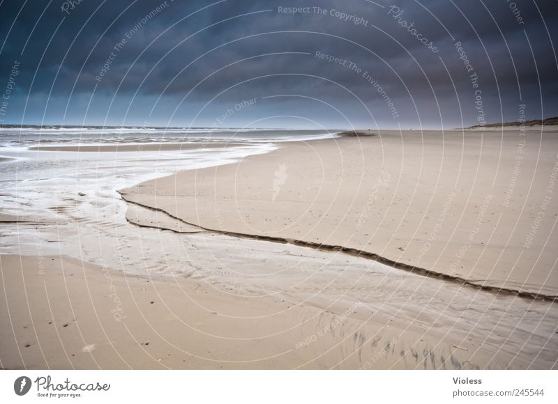 Water Vacation & Travel Beach Far-off places Relaxation Landscape Sand Coast Island Discover North Sea