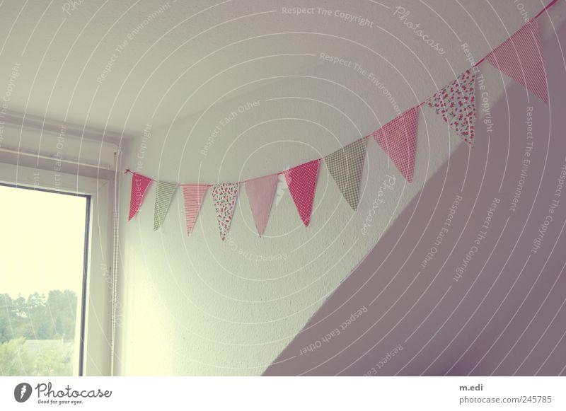 Home Impression II Decoration Bow Hip & trendy Beautiful Joy Happy Paper chain Interior shot Dawn