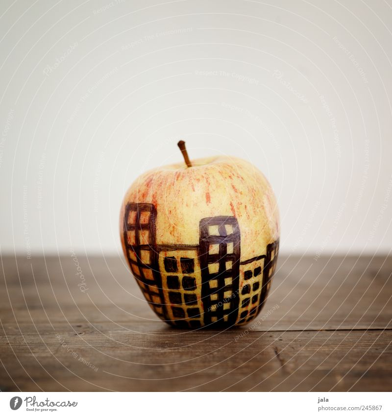 City House (Residential Structure) Nutrition Food Healthy Fruit Esthetic Exceptional Apple Delicious Building