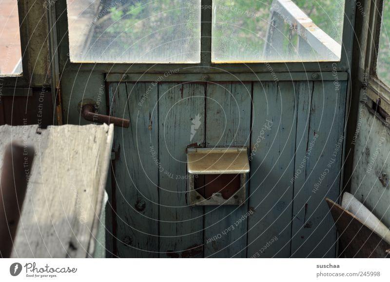 Window Concrete Change Transience Decline Past Hut Ruin Vista Thrifty
