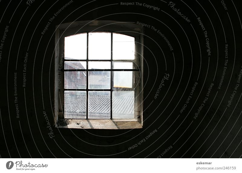 windows Flat (apartment) Room Attic Old town Deserted House (Residential Structure) Manmade structures Building Wall (barrier) Wall (building) Window Roof