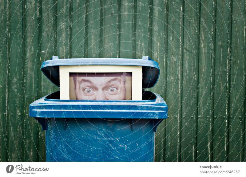 Human being Man Blue Green Adults Eyes Head Exceptional Masculine Energy industry Threat Telecommunications Internet Creativity Media Creepy