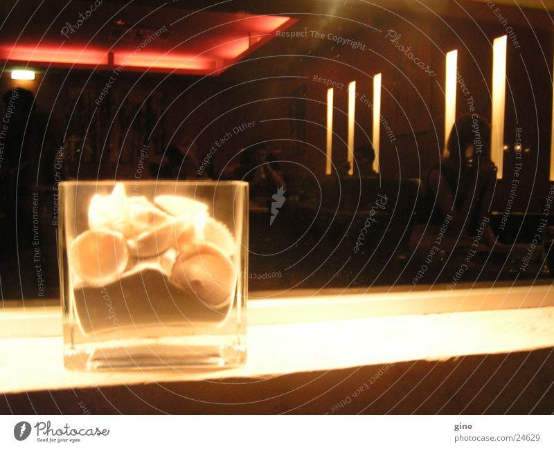 glass1 Light Style Mussel Bar Glass Sand