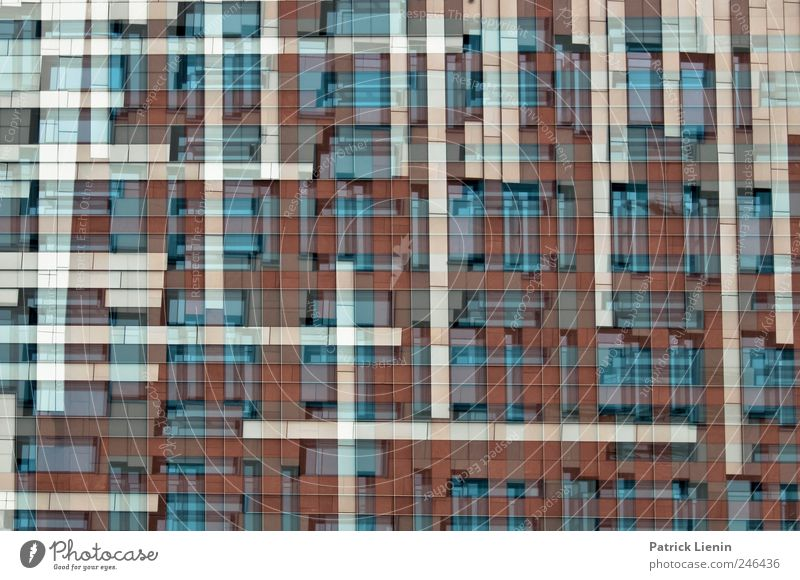 tetris Art Work of art Town Downtown House (Residential Structure) Manmade structures Building Architecture Wall (barrier) Wall (building) Facade Esthetic