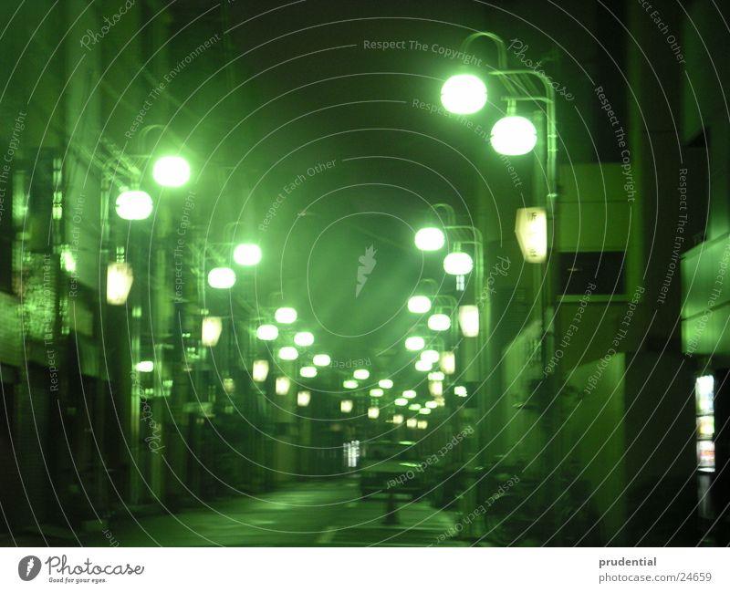 backstreets of tokyo Tokyo Success night lights dark