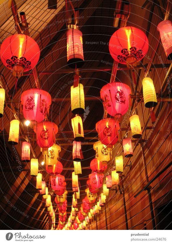 lampions Hongkong New Year's Party Success HK CNY chinese new year