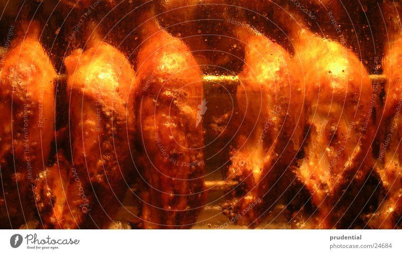broiler Chicken Barbecue (apparatus) Barbecue (event) Delicious Crisp Nutrition Golden brown