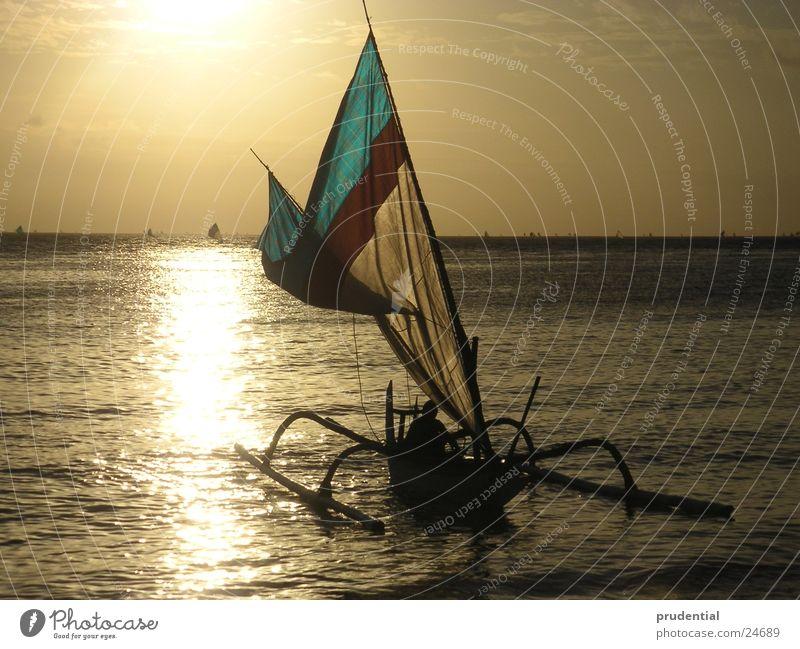 Water Ocean Watercraft