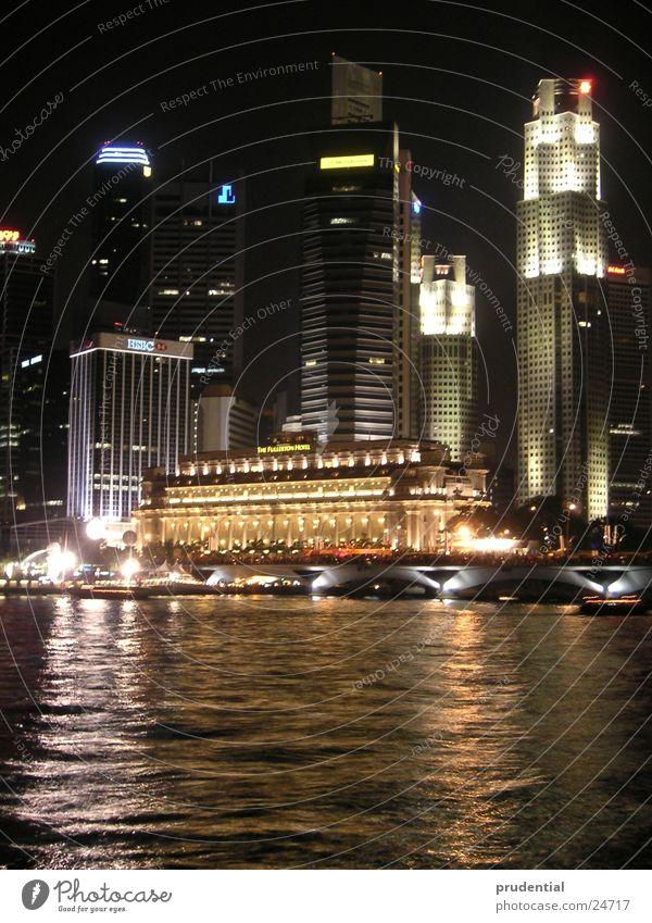 singapore at night Singapore Night Dark Long exposure Success asia is great
