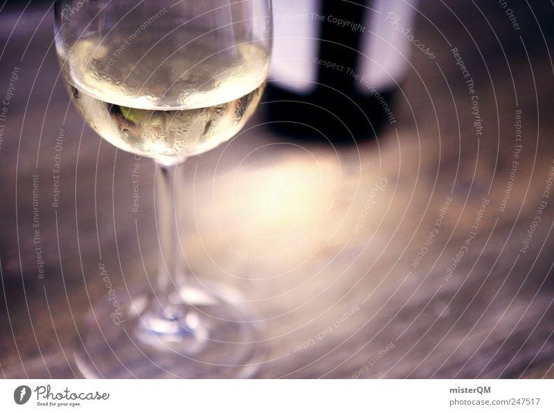 Fine drop I Food Beverage Esthetic Relaxation Wine Bottle of wine Wine glass Wine cellar Wine growing Spritzer Tasty Sense of taste A matter of taste Quality
