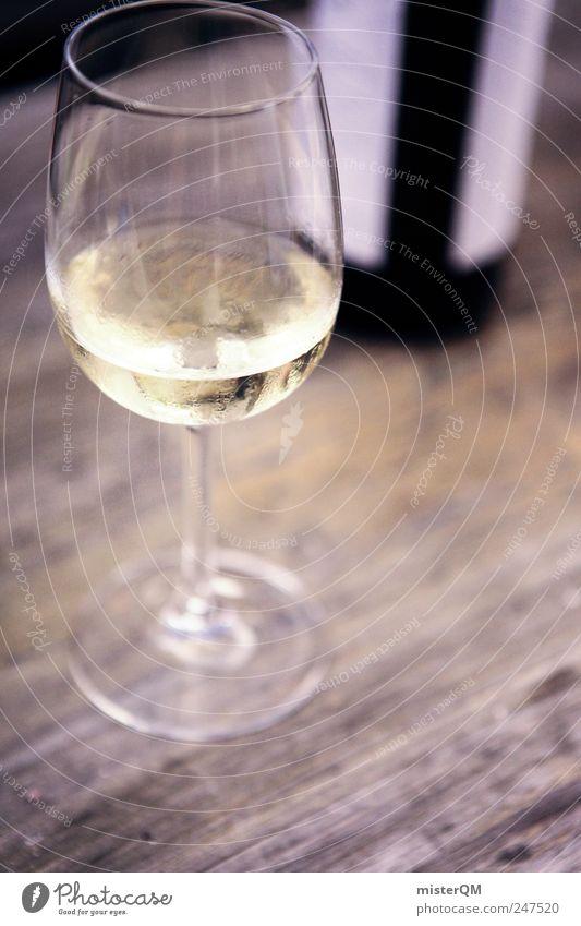 Fine drop II Food Beverage Esthetic Contentment Relaxation Wine Bottle of wine Wine glass Wine cellar Wine growing Spritzer Tasty Sense of taste Flavorsome