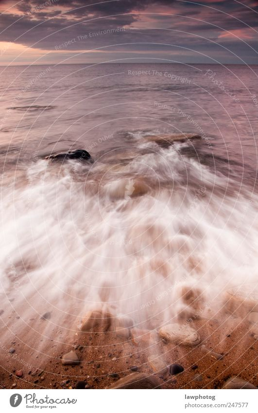 waves @ st mary's island Nature Water Beautiful Beach Landscape Sand Coast Moody Waves Rock Island Beautiful weather