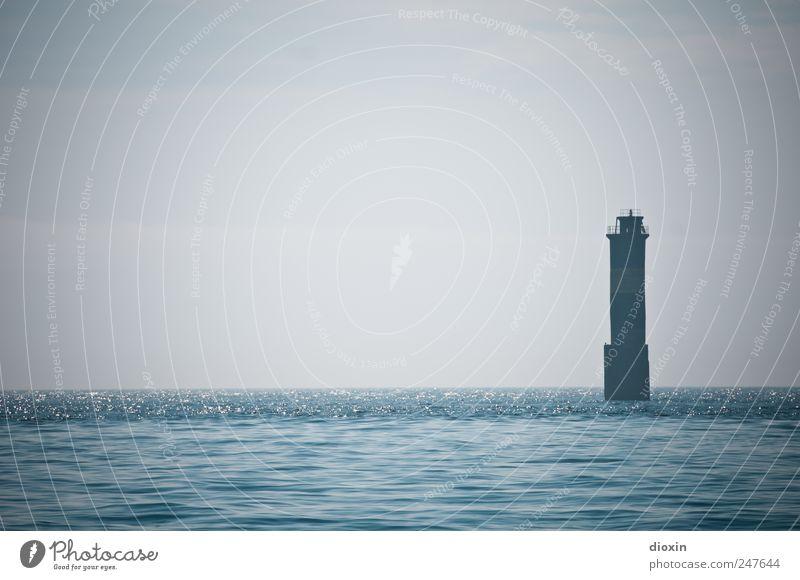 Phare de Kéréon Vacation & Travel Tourism Trip Far-off places Sightseeing Ocean Island Waves Water Sky Horizon Coast Atlantic Ocean Tower Lighthouse