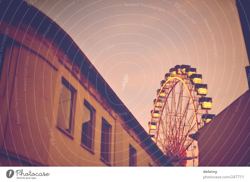 City Joy Culture Fairs & Carnivals Joie de vivre (Vitality) Stagnating Ferris wheel