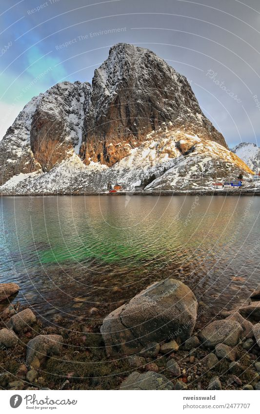 Hella area-Festhaeltinden mt. Hamnoy-Reine-Lofoten-Norway-0226 Sky Nature Vacation & Travel Blue Water Landscape Sun White Relaxation
