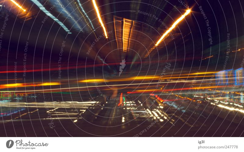 1 week in Bangkok Thailand Asia Overpopulated Transport Lanes & trails Road junction Line Stripe Network Stress Movement Chaos Energy Advancement Society