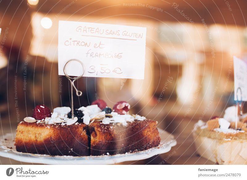 citron et framboise Food Cake Dessert Candy Nutrition Plate Delicious Showcase Café Sweet Lemon Raspberry Window pane Alluring Marseille breadcrumbs gateau